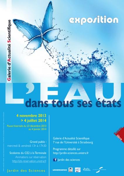 Exhibition posterAffiche de l'exposition
